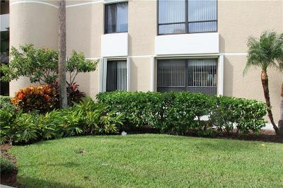 Martin County Condo/Townhouse For Sale: 3462 NE Causeway Blvd
