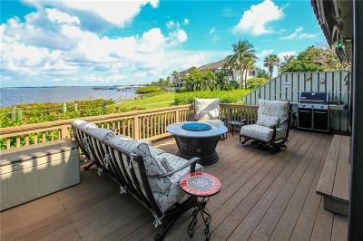 Stuart Condo/Townhouse For Sale: 2020 NE Ocean Blvd
