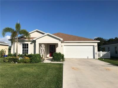 Indiantown Single Family Home For Sale: 14282 SW Sandy Oaks Loop