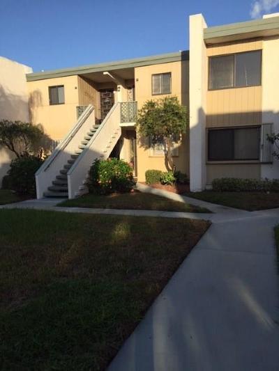 Martin County Condo/Townhouse For Sale: 1501 NE 13th Terrace