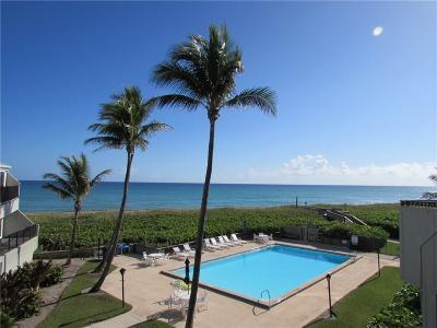 Stuart, Jensen Beach, Hutchinson Island Condo/Townhouse For Sale: 2051 NE Ocean Blvd