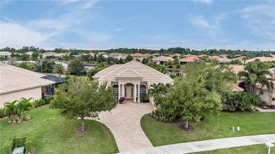 Stuart Single Family Home For Sale: 1609 SE Conference Circle