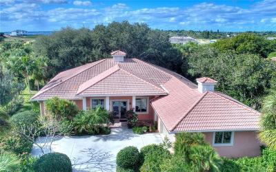 Jensen Beach Single Family Home For Sale: 2711 NE Sewalls Landing Way