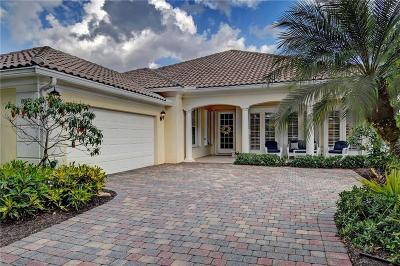 Hobe Sound Single Family Home For Sale: 8871 SE Eldorado Way