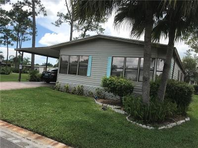 Indiantown Mobile/Manufactured For Sale: 14534 SW Rake Drive