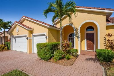 Jensen Beach Single Family Home For Sale: 501 NW Pinesap Place