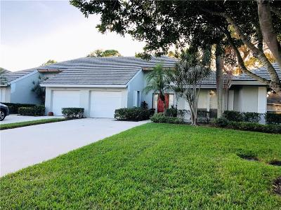 Palm City Single Family Home For Sale: 2756 SW Westlake Circle