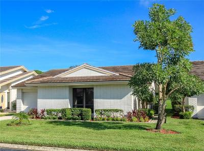 Palm City Single Family Home For Sale: 2525 SW Egret Pond Circle