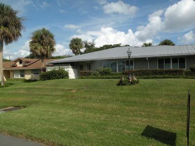 Stuart Single Family Home For Sale: 219 SE Villas Street