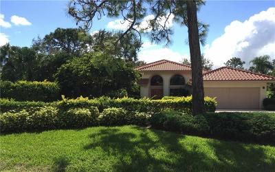 Palm City Single Family Home For Sale: 709 NW Winters Creek Road