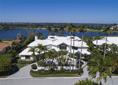 Stuart Single Family Home For Sale: 6541 SE Harbor Circle
