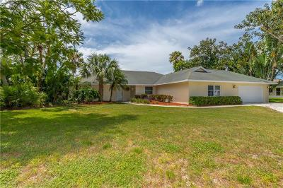 Jensen Beach Single Family Home For Sale: 2348 NE Ginger Terrace