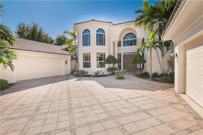 Stuart Single Family Home For Sale: 33 N River Road