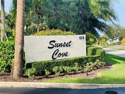 Martin County Condo/Townhouse For Sale: 625 NW North River Drive