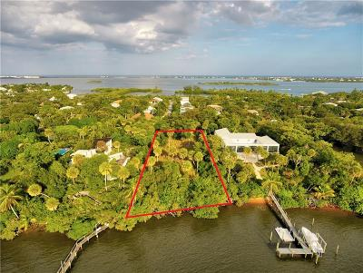 Sewalls Point FL Residential Lots & Land For Sale: $2,499,000