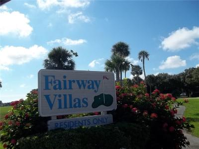 Stuart, Jensen Beach, Hutchinson Island Condo/Townhouse For Sale: 322 NE Golfview Circle