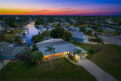 Palm City Single Family Home For Sale: 497 SW Riverway Blvd