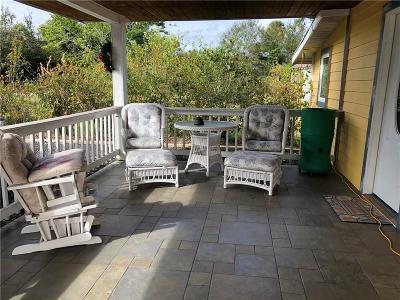 Martin County Single Family Home For Sale: 1305 SE Salerno Road