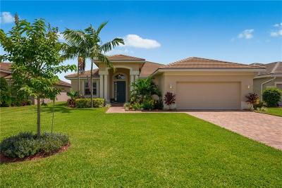 Jensen Beach Single Family Home For Sale: 2189 Dalea