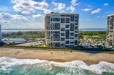 Jensen Beach FL Condo/Townhouse For Sale: $424,000