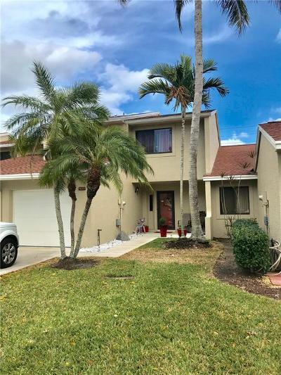 Martin County Condo/Townhouse For Sale: 1623 SW Crossing Circle