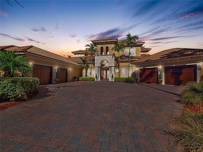 Stuart Single Family Home For Sale: 801 SE Riverside Drive