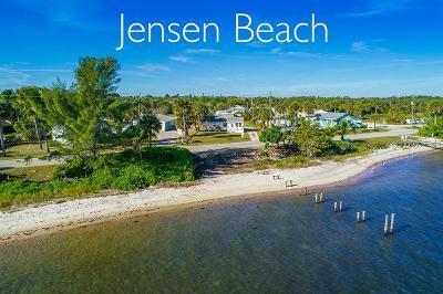 Jensen Beach FL Residential Lots & Land For Sale: $424,000