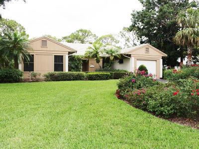 Palm City Single Family Home For Sale: 4786 SW Lorne Ct