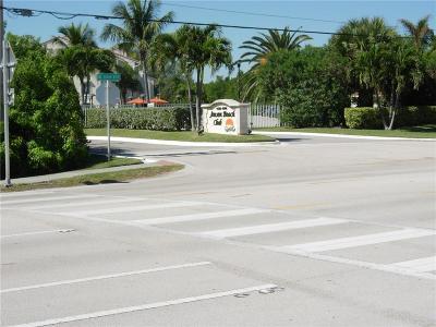 Jensen Beach Condo/Townhouse For Sale: 4468 NE Ocean Blvd