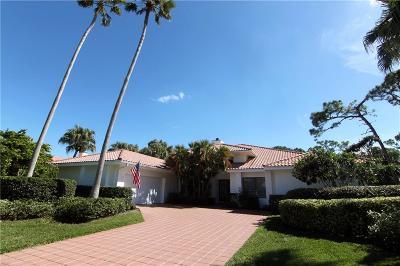 Palm City Single Family Home For Sale: 4890 SW Parkgate Blvd