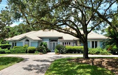 Palm City Single Family Home For Sale: 13405 NW Wax Myrtle Trail