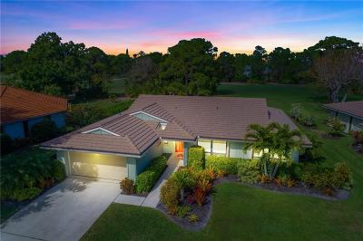 Palm City Single Family Home For Sale: 2078 SW Heronwood Road