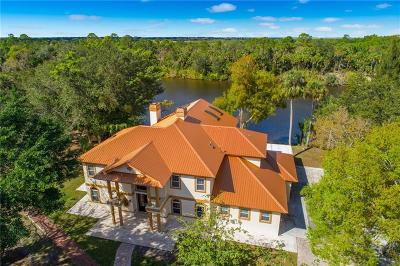 Indiantown Single Family Home For Sale: 12555 SW Kanner Highway