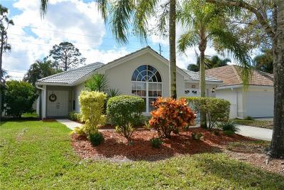 Palm City Single Family Home For Sale: 2177 SW Olympic Club Terrace