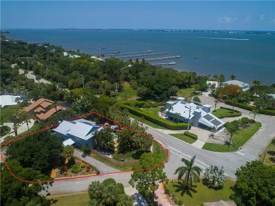 Sewalls Point FL Single Family Home For Sale: $549,900