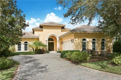 Hobe Sound Single Family Home For Sale: 9541 SE Sandpine Lane