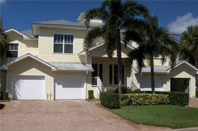 Martin County Condo/Townhouse For Sale: 3576 SW Sawgrass Villas Drive