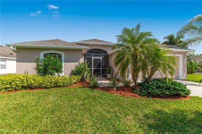 Jensen Beach Single Family Home For Sale: 2295 NW Tulip Way