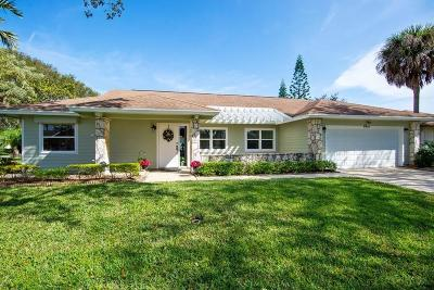 Hobe Sound Single Family Home For Sale: 8821 SE Eaglewood Way