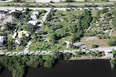 Jensen Beach Residential Lots & Land For Sale: 3422 NE Indian River Drive