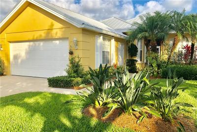 Palm City Single Family Home For Sale: 1934 SW York Lane