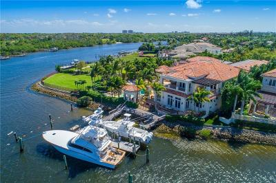 Palm Beach County Single Family Home For Sale: 492 Mariner Drive