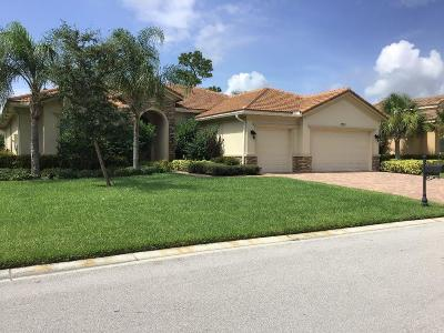 Jensen Beach Single Family Home For Sale: 2276 NW Diamond Creek Way
