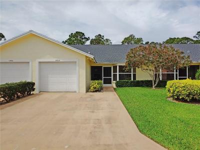 Hobe Sound Single Family Home For Sale: 10915 SE Sea Pines Circle