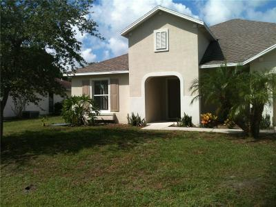 Saint Lucie County Single Family Home For Sale: 2144 SE Trillo Street
