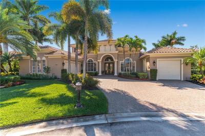 Palm City Single Family Home For Sale: 2178 SW Balata Terrace