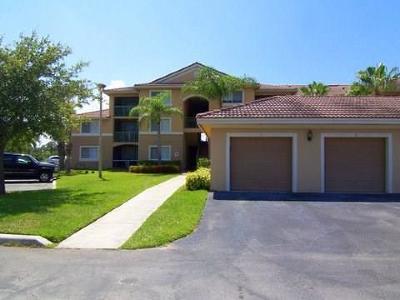 Jensen Beach Condo/Townhouse For Sale: 3652 NW Mediterranean Lane