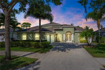 Jensen Beach Single Family Home For Sale: 2260 NW Windemere Drive