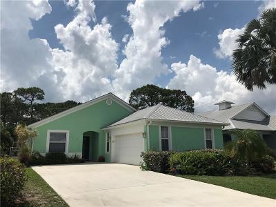 Martin County Single Family Home For Sale: 2338 SW Estella Terrace