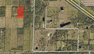 Indiantown Residential Lots & Land For Sale: Unassigned